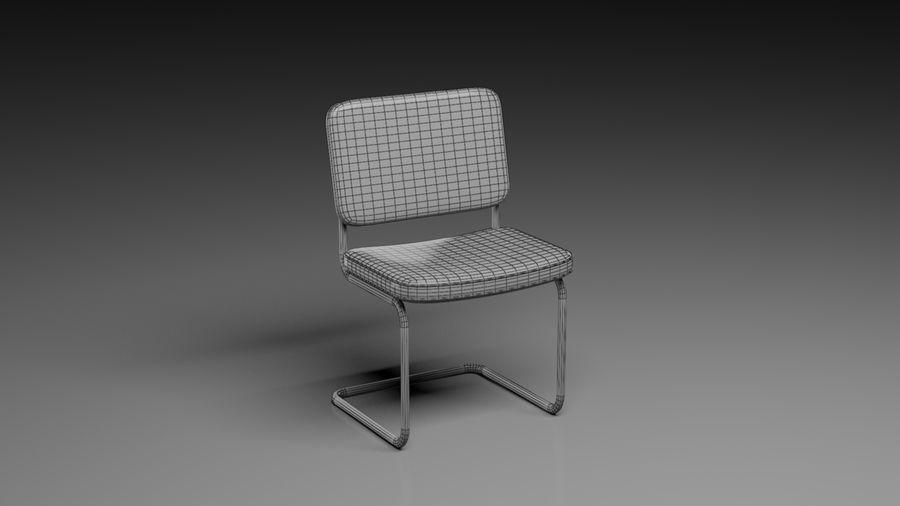 事務用椅子 royalty-free 3d model - Preview no. 6