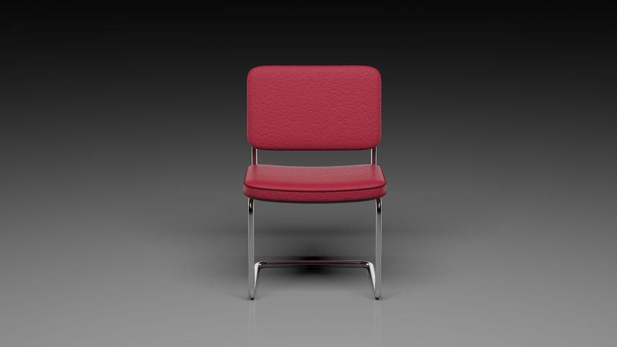 事務用椅子 royalty-free 3d model - Preview no. 2