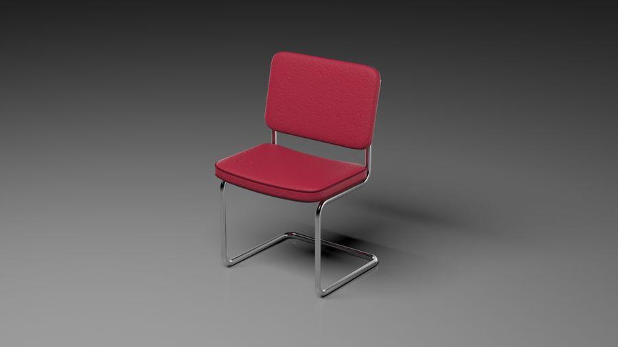 事務用椅子 royalty-free 3d model - Preview no. 5