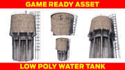 Wassertank 3d model