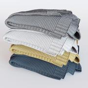 Perry Knit werfen 3d model