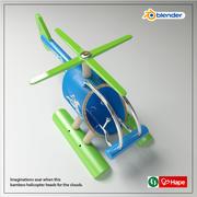 E-COPTER 3d model