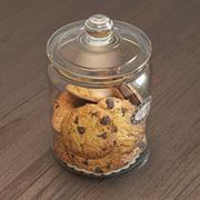 cookie jar 03 3d model