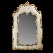 Ristad spegel 3d model