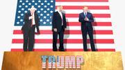 Donald TrumpMaga 3d model