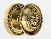 Brass handle 3d model