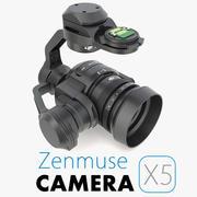DJI Zenmuse X5 카메라 3d model