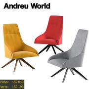Alya autorstwa Andreu World 3d model
