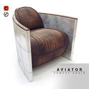 Aviator chair 3d model
