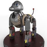 机器人动物 3d model