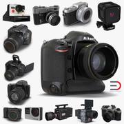 Collection de caméras Modèles 3D 3d model