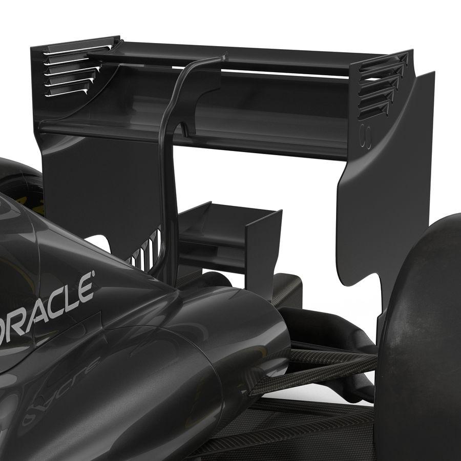 Formule 1 auto royalty-free 3d model - Preview no. 48