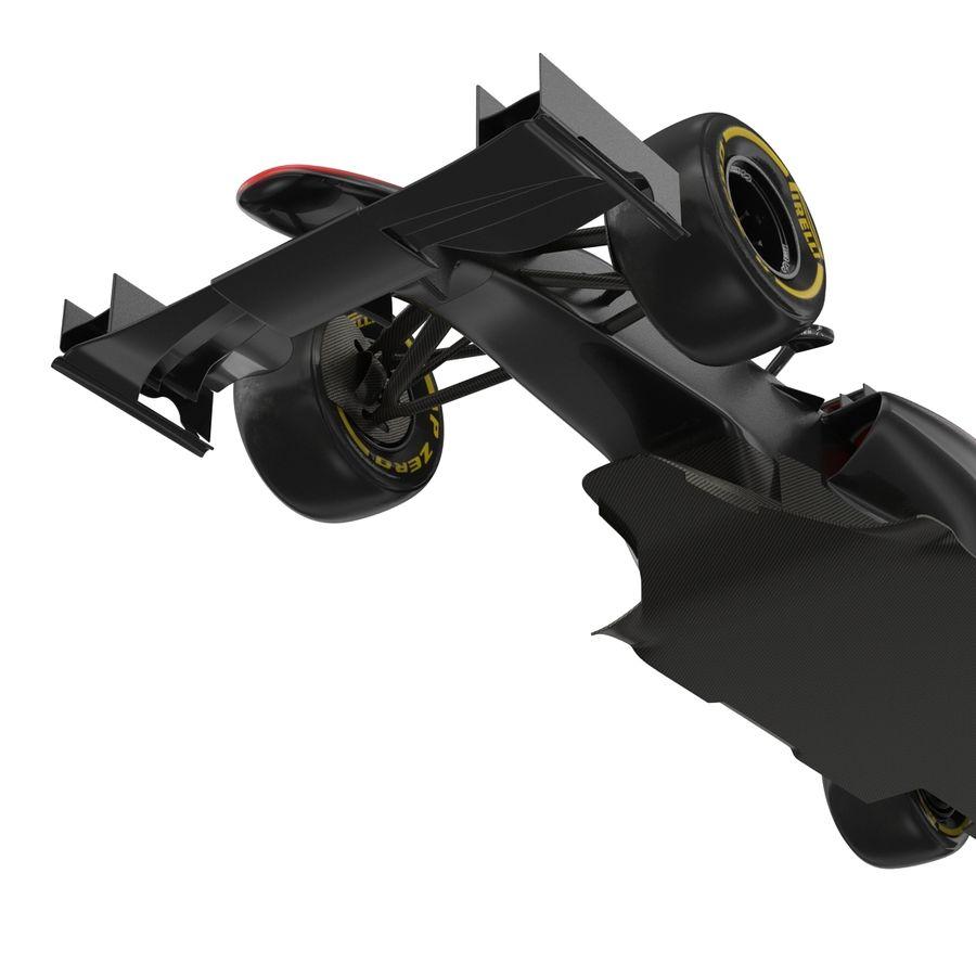 Formel 1-bil royalty-free 3d model - Preview no. 56