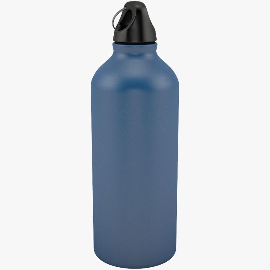 Sport Bottle royalty-free 3d model - Preview no. 3