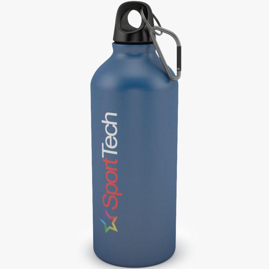 Sport Bottle royalty-free 3d model - Preview no. 1