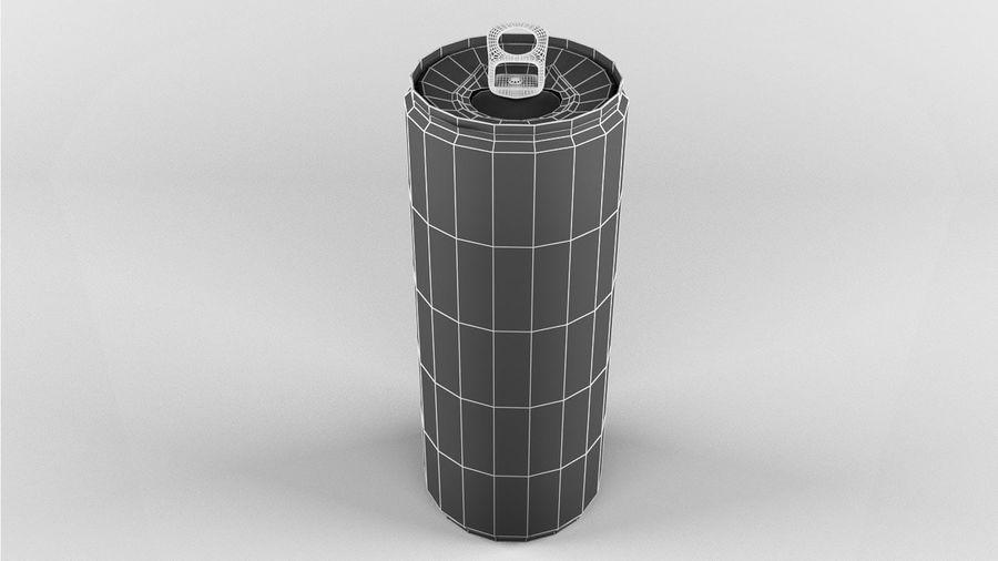 Napój energetyczny royalty-free 3d model - Preview no. 6