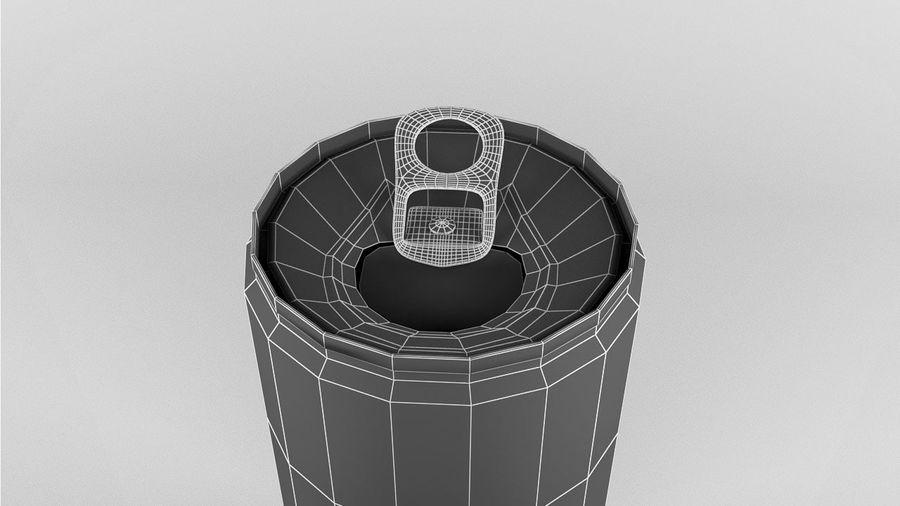 Napój energetyczny royalty-free 3d model - Preview no. 7