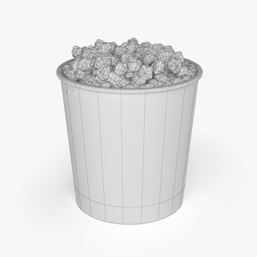 Popcorn Big royalty-free 3d model - Preview no. 5