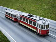 Tramway Ringhoffer DSM 3d model