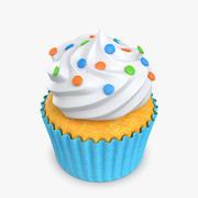 Cupcake v3 3d model