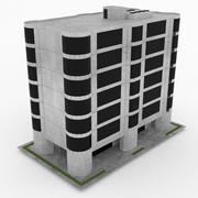 Office Build 28 3d model
