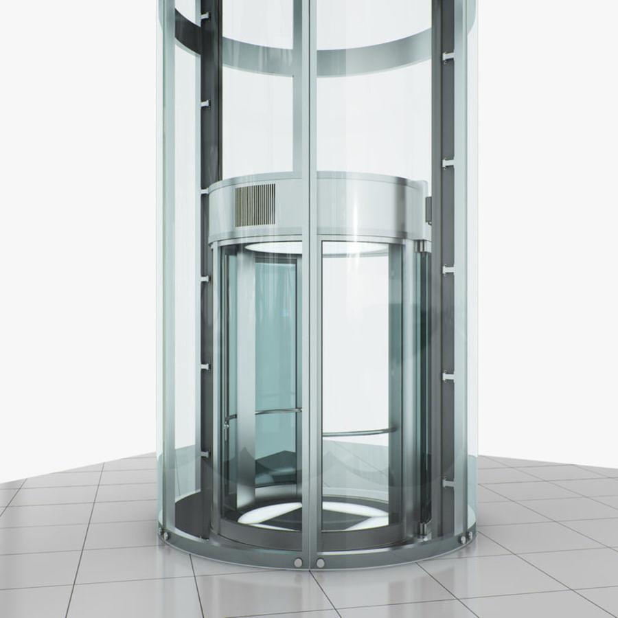 Elevator 4 3D Model $45 -  obj  max  fbx  3ds - Free3D