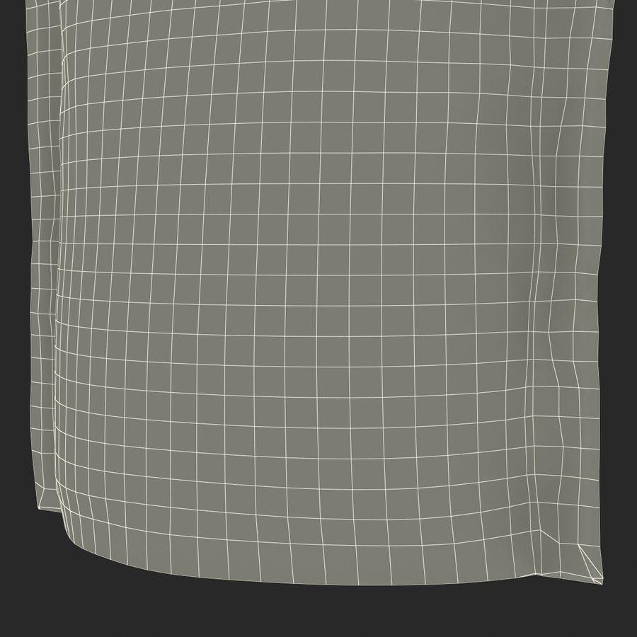Food Vacuum Sealed Bag Black royalty-free 3d model - Preview no. 26