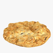 Oatmeal Cookie 3d model