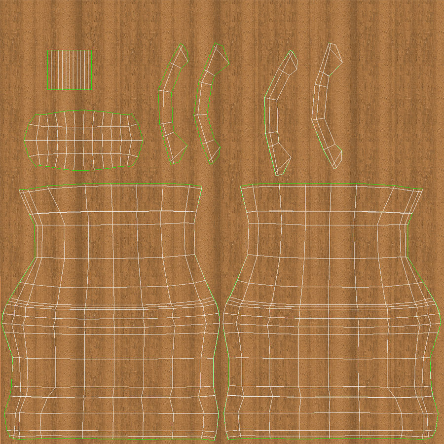 Glass Coffee Carafe royalty-free 3d model - Preview no. 19