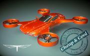 \\T// Hover Car 02 Heli 3d model