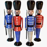 玩具士兵 3d model