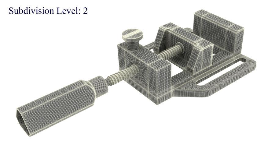 바이스 royalty-free 3d model - Preview no. 14