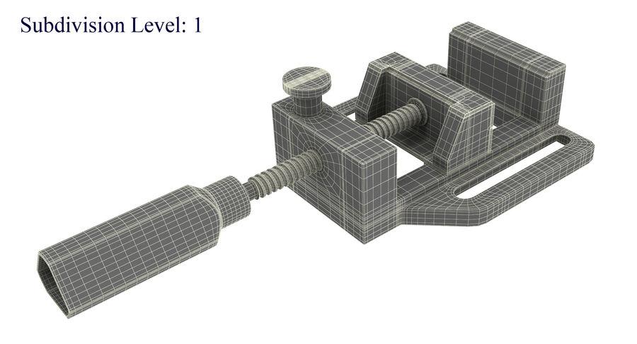 바이스 royalty-free 3d model - Preview no. 13