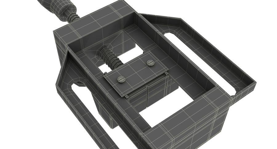 바이스 royalty-free 3d model - Preview no. 24
