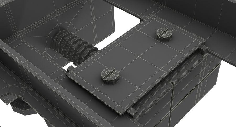 바이스 royalty-free 3d model - Preview no. 18