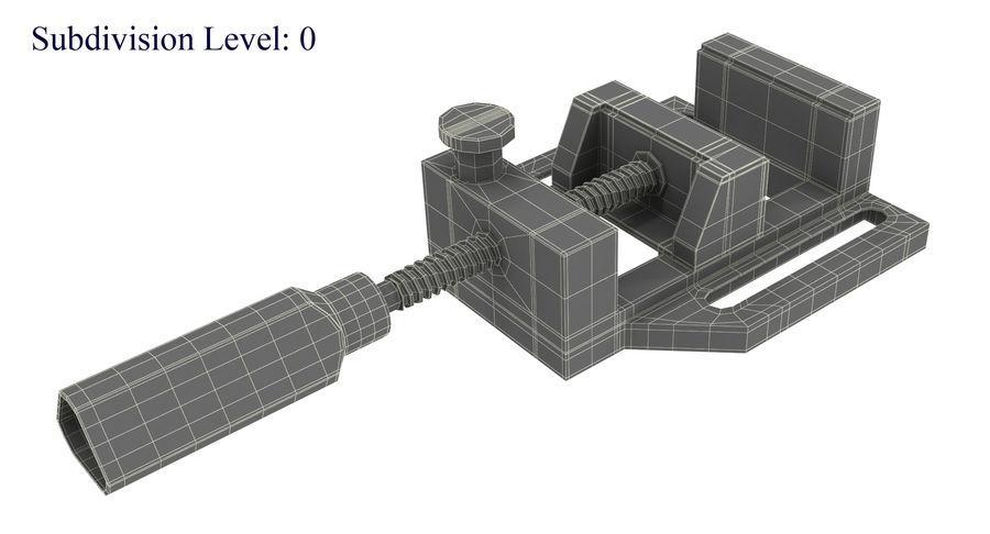 바이스 royalty-free 3d model - Preview no. 12