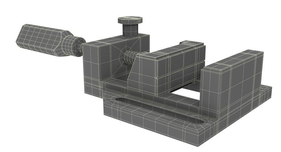 바이스 royalty-free 3d model - Preview no. 23