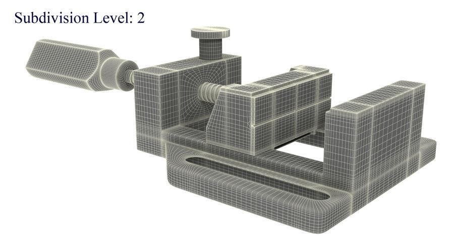 바이스 royalty-free 3d model - Preview no. 17