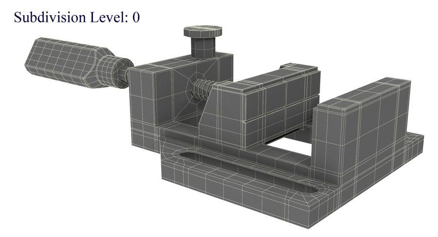 바이스 royalty-free 3d model - Preview no. 15