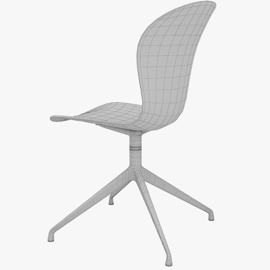 Marvelous Boconcept Adelaide Chairs 3D Model 6 Unknown Max Obj Machost Co Dining Chair Design Ideas Machostcouk