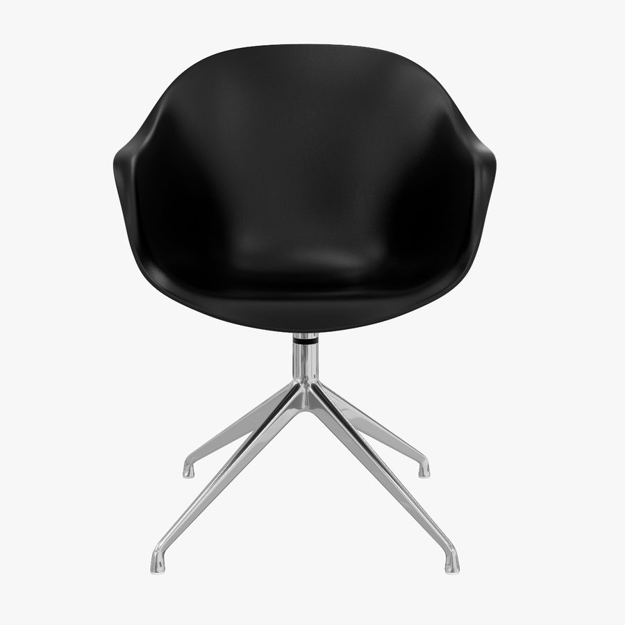 Super Boconcept Adelaide Chair With Arms 3D Model 6 Unknown Machost Co Dining Chair Design Ideas Machostcouk