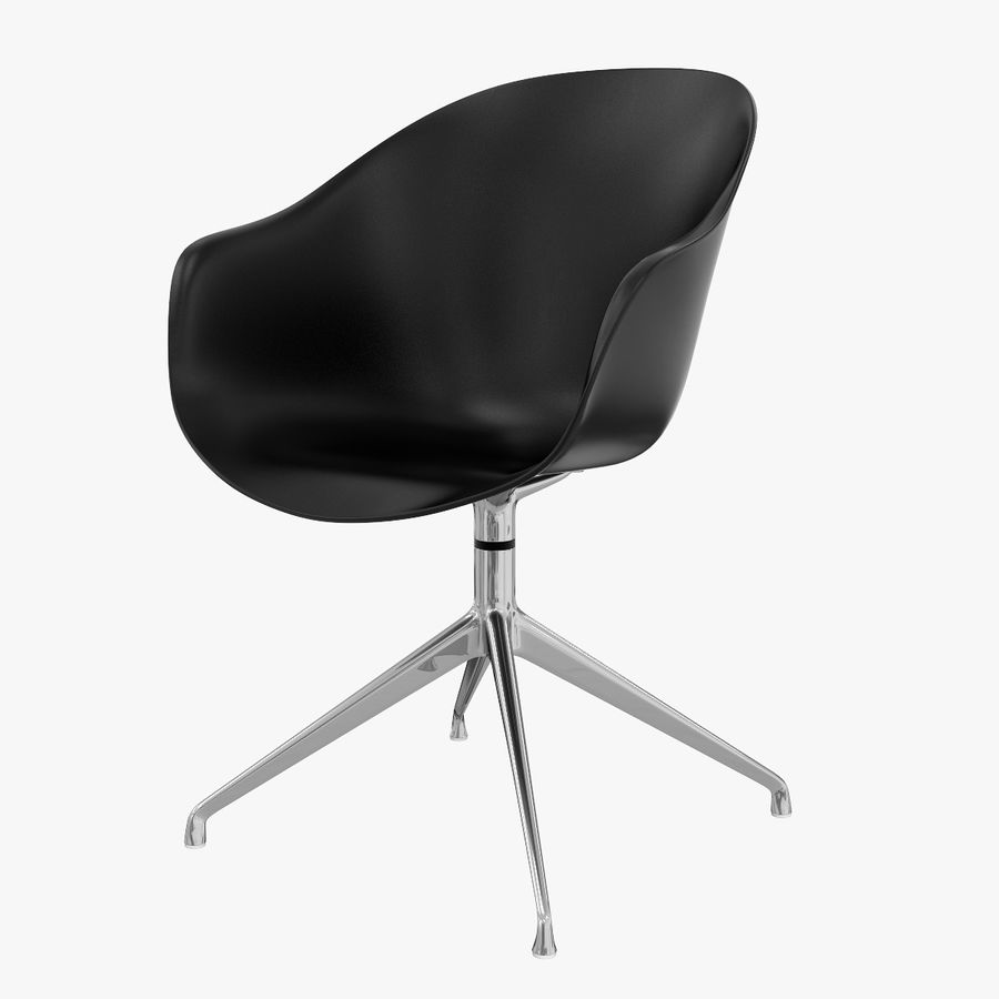 Peachy Boconcept Adelaide Chair With Arms 3D Model 6 Unknown Machost Co Dining Chair Design Ideas Machostcouk