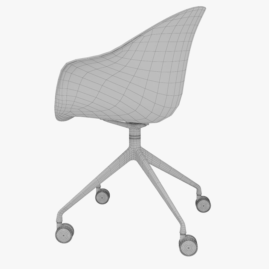Excellent Boconcept Adelaide Chair With Arms 3D Model 6 Unknown Inzonedesignstudio Interior Chair Design Inzonedesignstudiocom