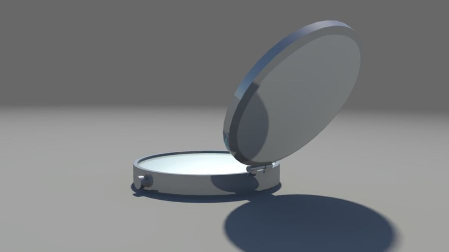 Compass royalty-free 3d model - Preview no. 5