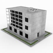 Office Build 11 3d model