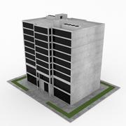 Office Build 05 3d model
