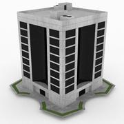 Büro Yapısı 24 3d model