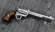 Gun Colt 3d model