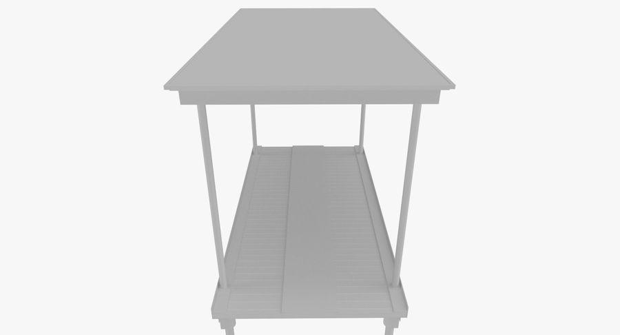 Elevador de carro de luxo royalty-free 3d model - Preview no. 5
