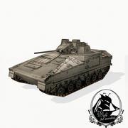 FV510战士 3d model